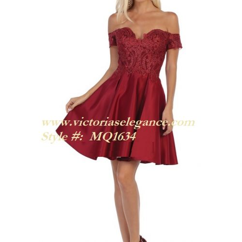 Short satin off the shoulder dress, bridesmaid dress, dama's dress, prom gala pageant, sweet 16