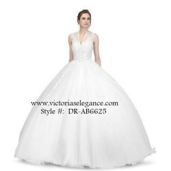 f0aa40b0e1c5 Wedding Dress by P.C. Mary's # 6207 - Victoria's Elegance ...